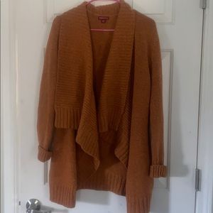 Auburn Colored Cardigan